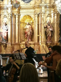 Ensemble Tramuntana barroc 28/7/2019