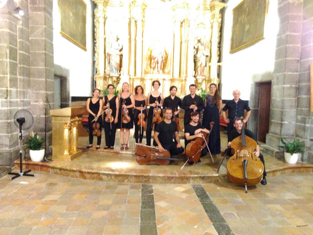 Ensemble Tramuntana 31/7/2016