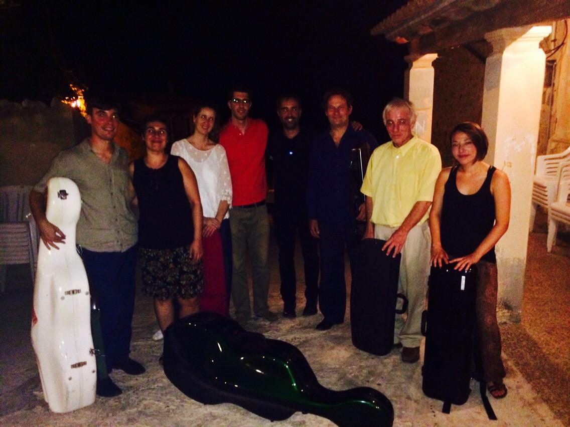 Ensemble Tramuntana 13/8/2015
