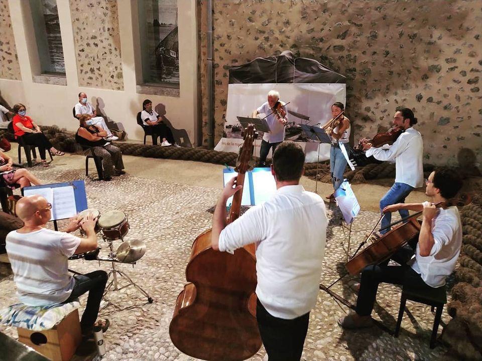 Ensemble Tramuntana hits 28/08/2020