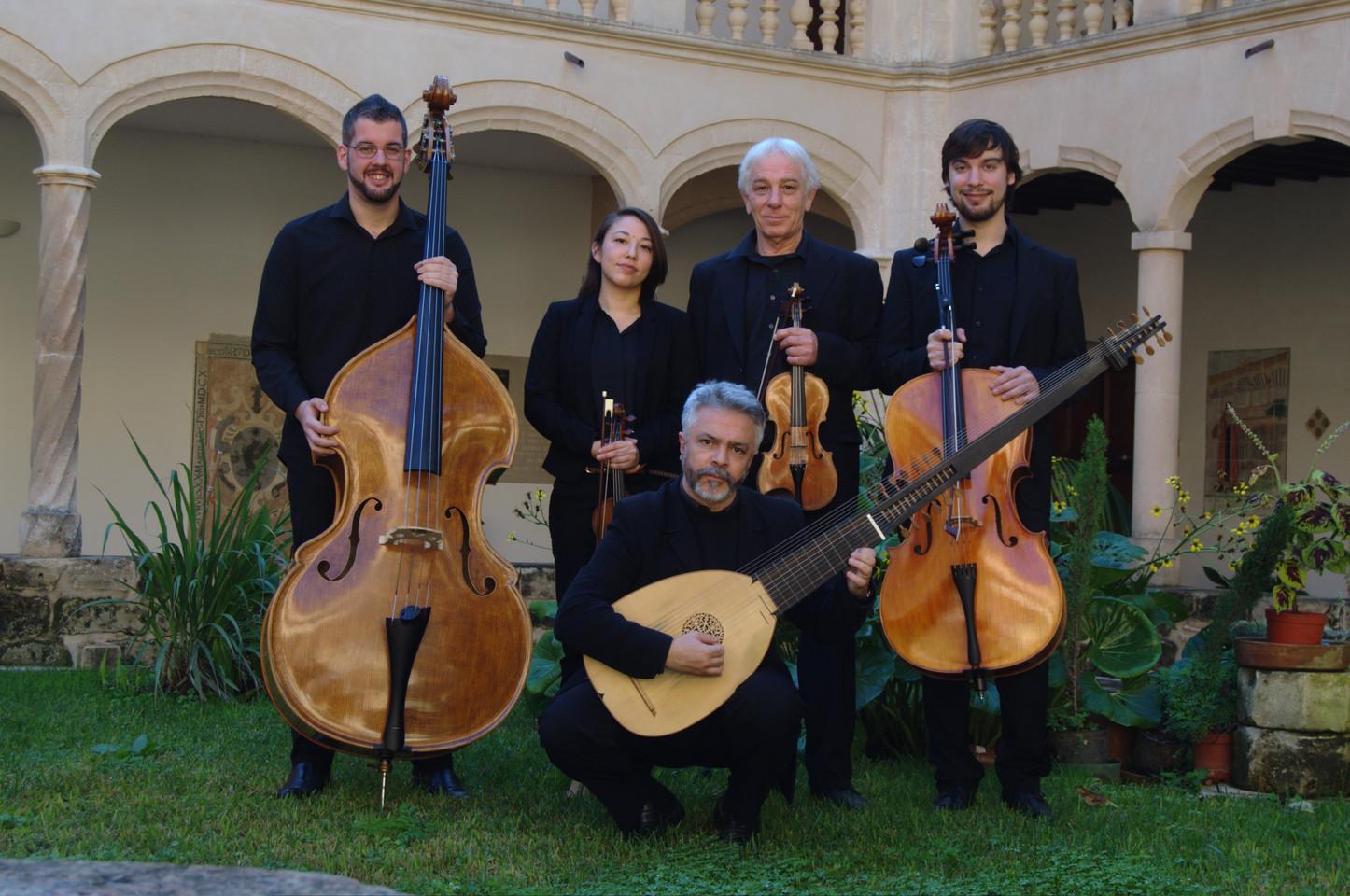 Ensemble Tramuntana barroc 4/1/2017