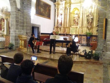 Ensemble Tramuntana barroc 13/4/2019