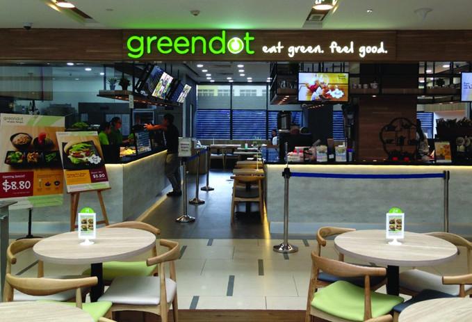 Greendot 1