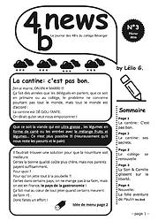 Journal Lélio Guicheteau N3