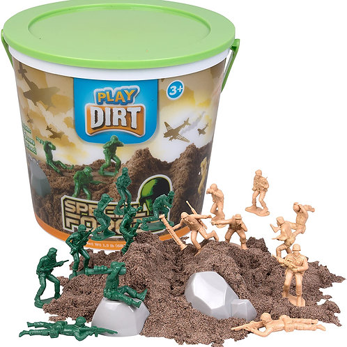 Special Forces Play Dirt
