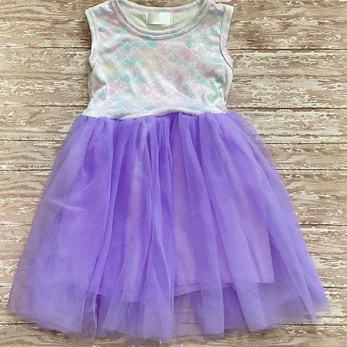 Mermaid Tutu Twirl Dress