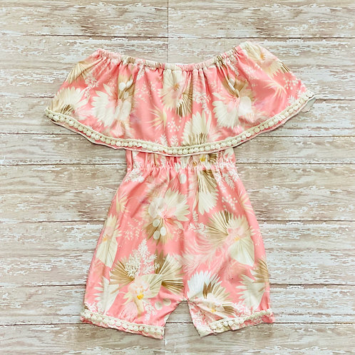 Boho Beauty Romper