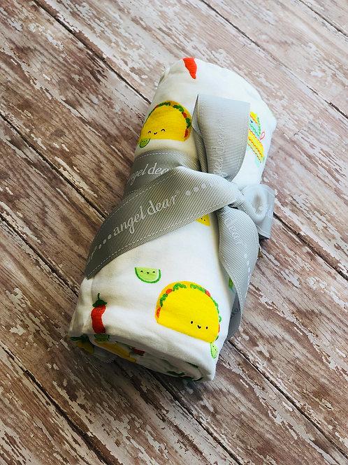 Taco PartyBamboo Swaddle
