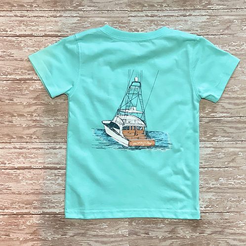 Sport Fisher Pocket Tee