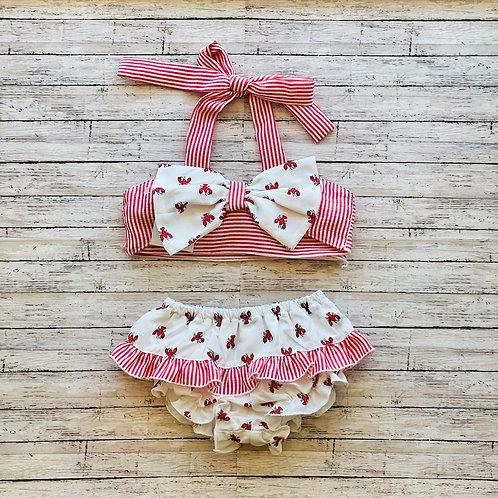 Crawfish Cotton Bikini