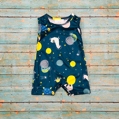 Silly Space Romper