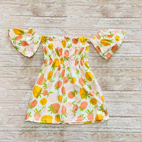 Boho Strawbaby Dress