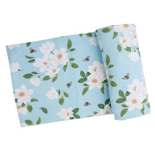 Magnolia Bamboo Swaddle Blanket