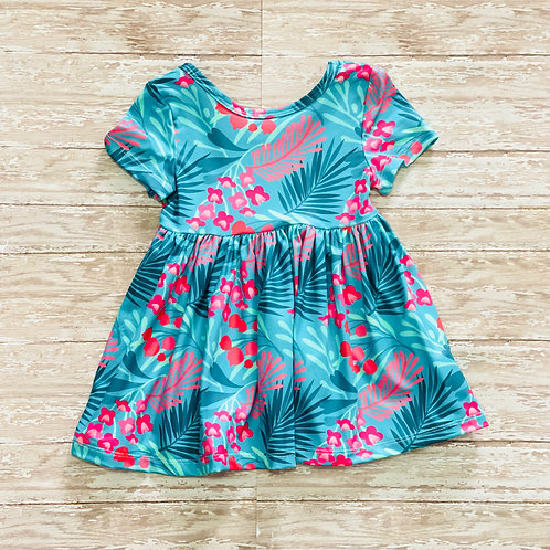Totally Tropical Twirl Dress