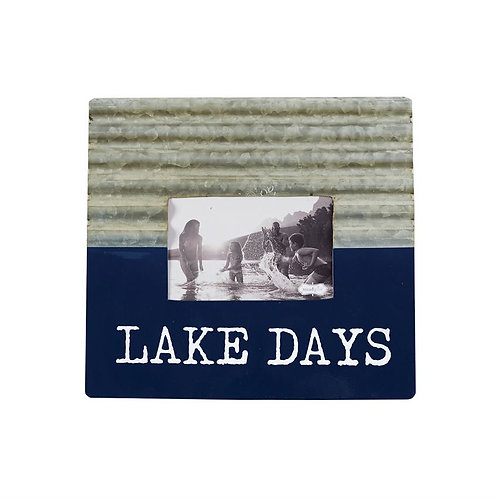 Lake Days Frame