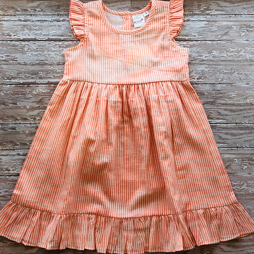 Dreamsicle Stripe Dress