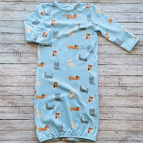 Playful Puppies Layette