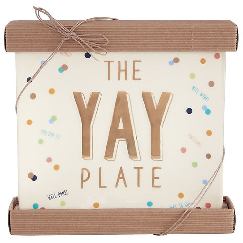 The Yay Plate!