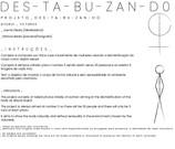 __________________________ _ Flyer de divulgação com regras e explicação do projeto. _ Disclosure Flyer with rules and explanation of the project. __________________________