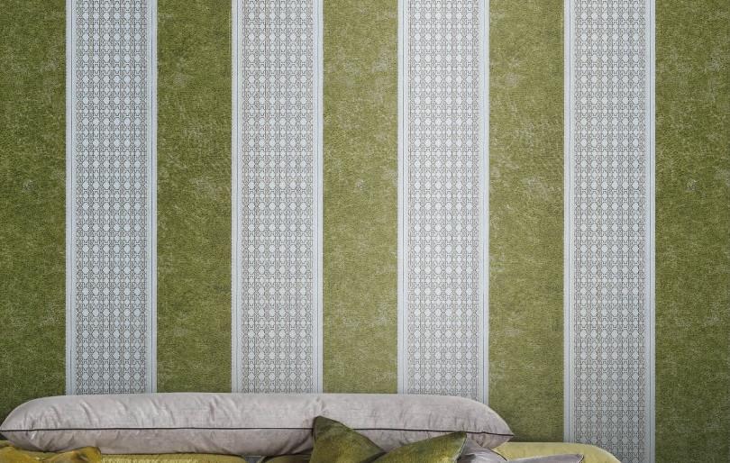 LifeNcolors-best-geometric-wallpaper-stripes-green