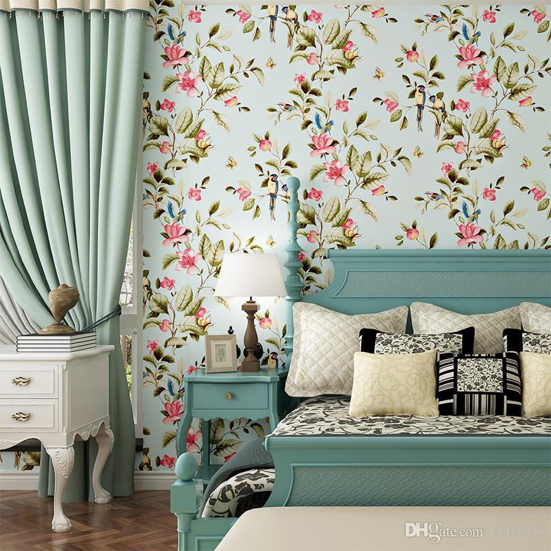 LifeNcolors-best-Floral-wallpaper-small-pink-blue