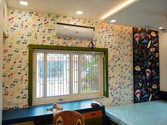 Kids Room Wallpaper, Life N Colors