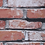 Thumbnail: Red brick 3D look wallpapers (57 Sqft roll)