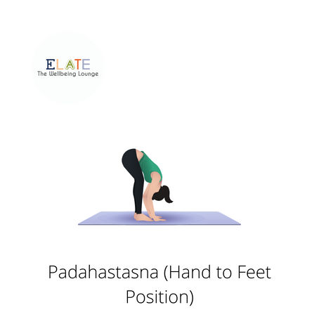 Know your yoga asana: Padahastasna (Hand to Feet Position)