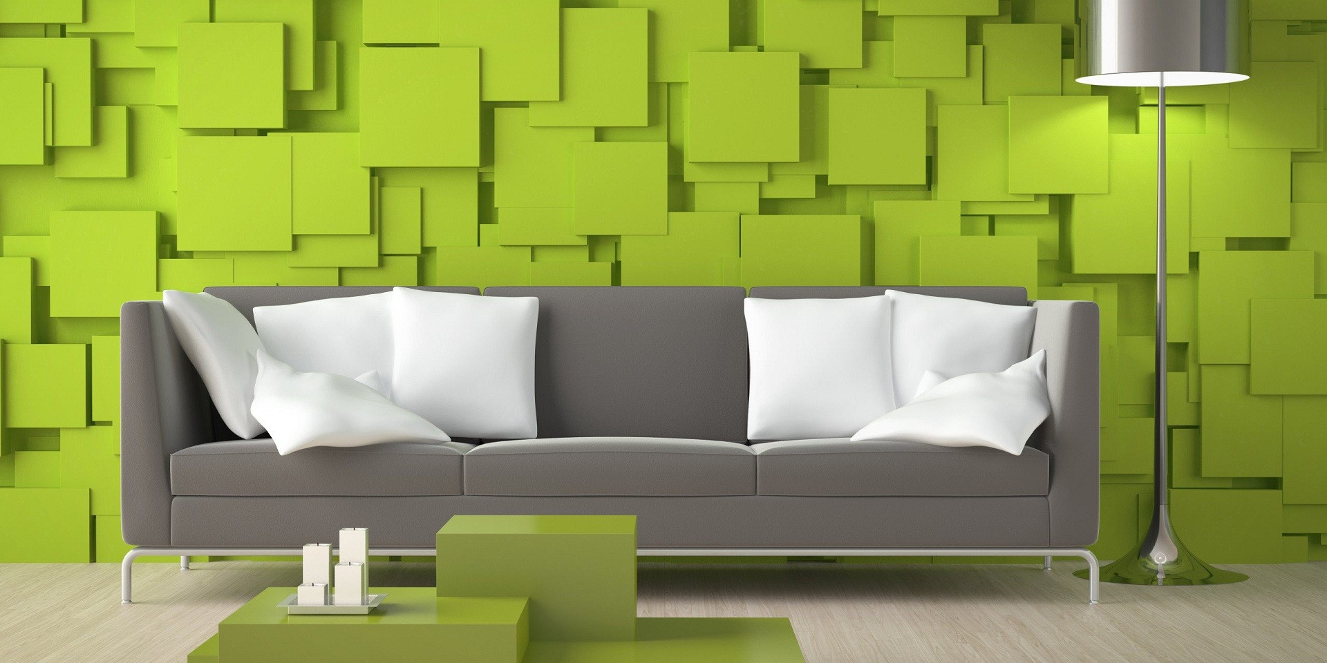 LifeNcolors-best-3D-wallpaper-green-cubes