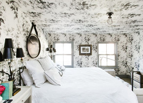 8 Ways to Use Wallpaper in a Living Room