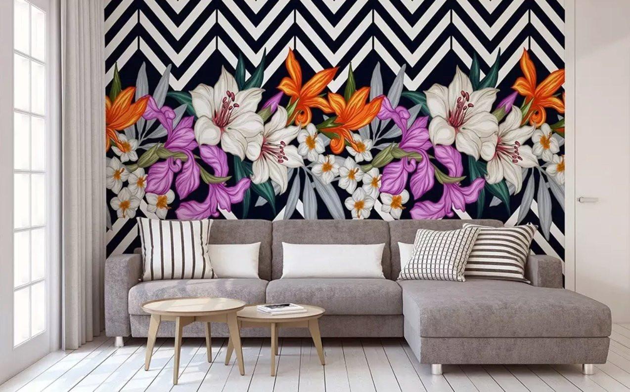 LifeNcolors-best-Floral-wallpaper-large-cloured-pattern
