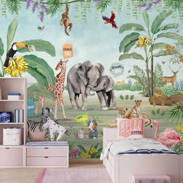 Kids Room Wallpaper Collection Lifencolors India