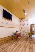 ElateWellbeing Lounge Front Office Picture- Offering yoga, meditaton, nutrition, and sleep programs
