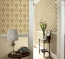 Luxury-damask-wallpaper-beige-lifencolors