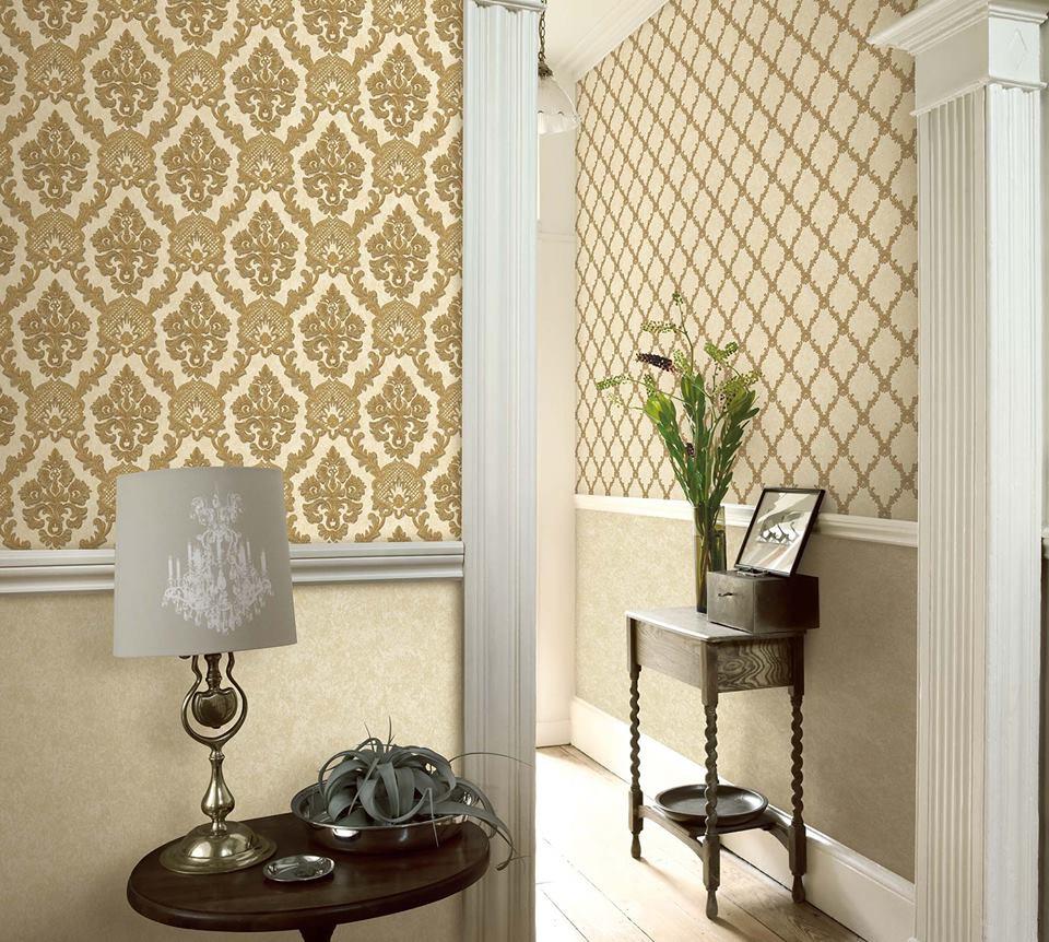 LifeNcolors-best-wallpaper-branded-luxury-pattern-golden-beige