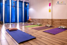 Elate Wellbeing Lounge is the Best Yoga and Meditation Classes in Gurugram