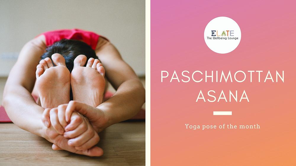 Paschimottanasana challenge for February