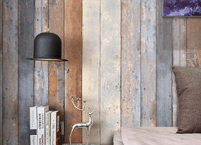Natural Wooden Pattern Wallpapers