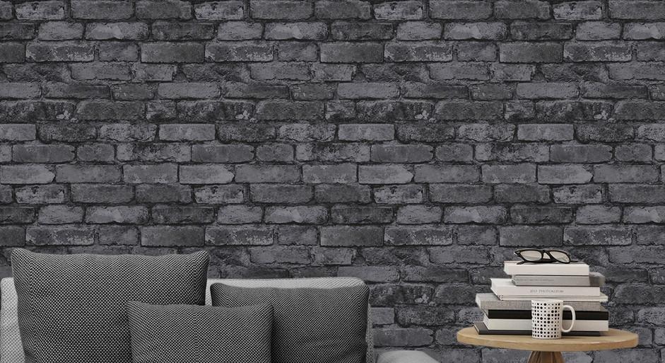 LifeNcolors-best-3D-wallpaper-bricks-real-grey