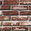 Thumbnail: Exposed red brick look wallpapers