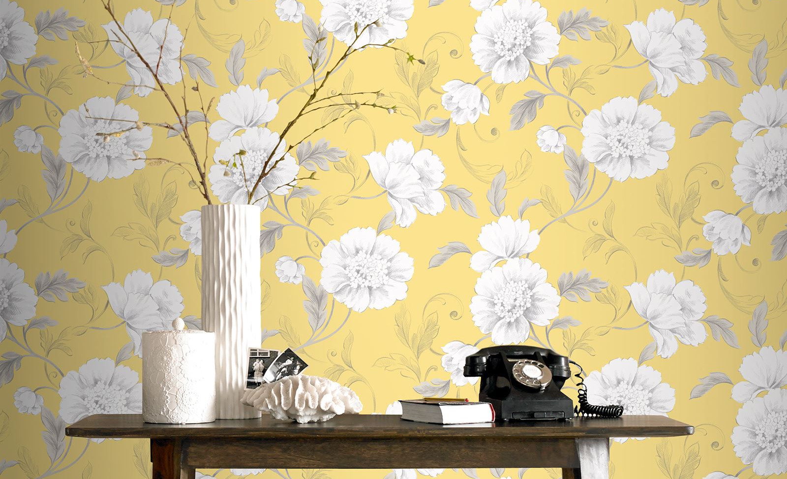 LifeNcolors-best-Floral-wallpaper-small-yellow-white