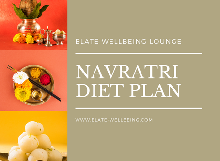 Navratri Diet Plan- Fasting With Health Benefits