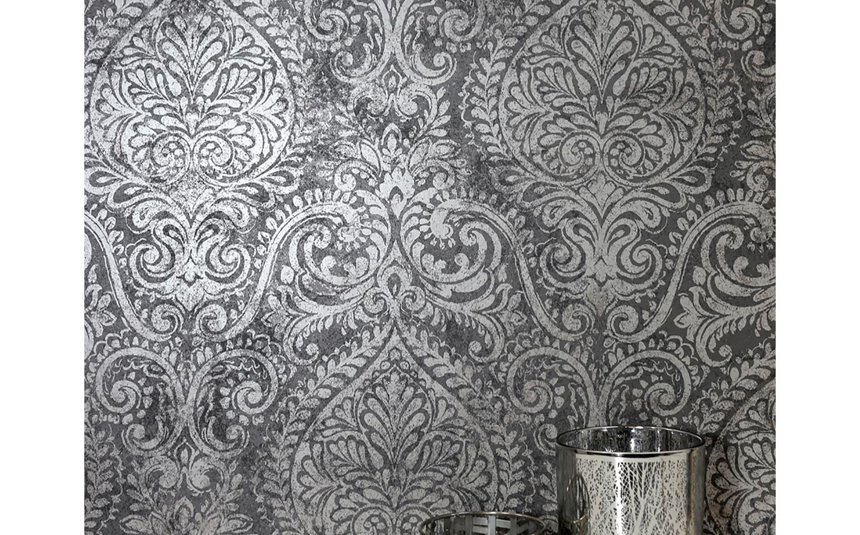LifeNcolors-best-wallpaper-branded-luxury-pattern-grey-silver