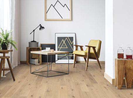 Advantages of White Oak Hardwood Flooring