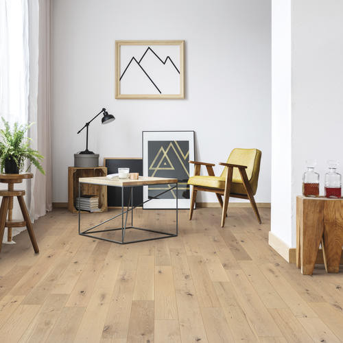 white oak wooden flooring