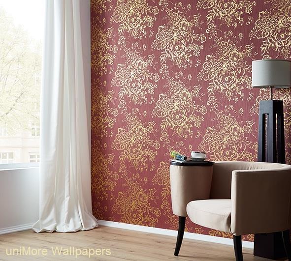 LifeNcolors-best-wallpaper-branded-luxury-pattern-pink-golden
