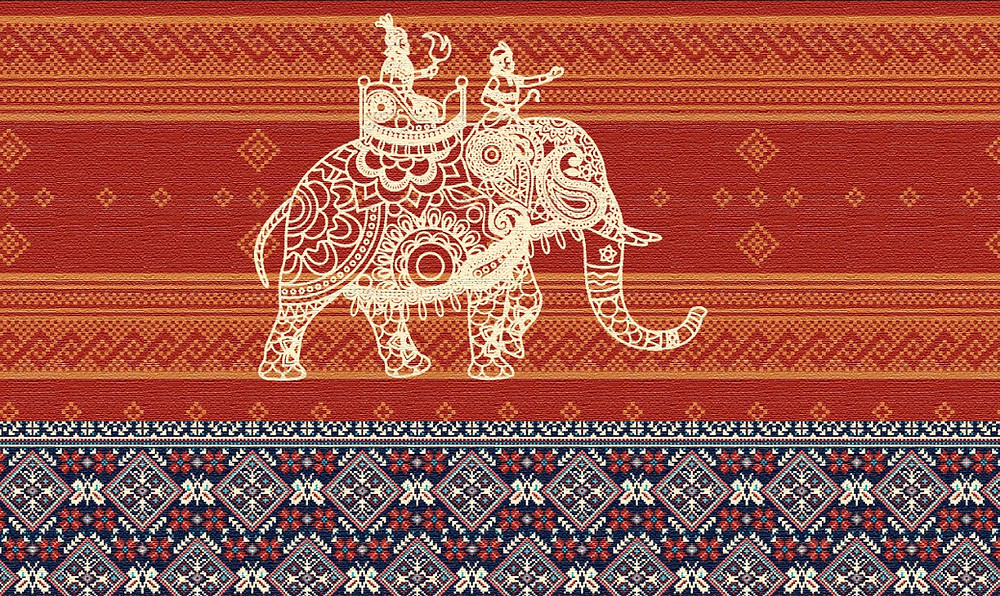 Royal Elephants Wallpapers for walls