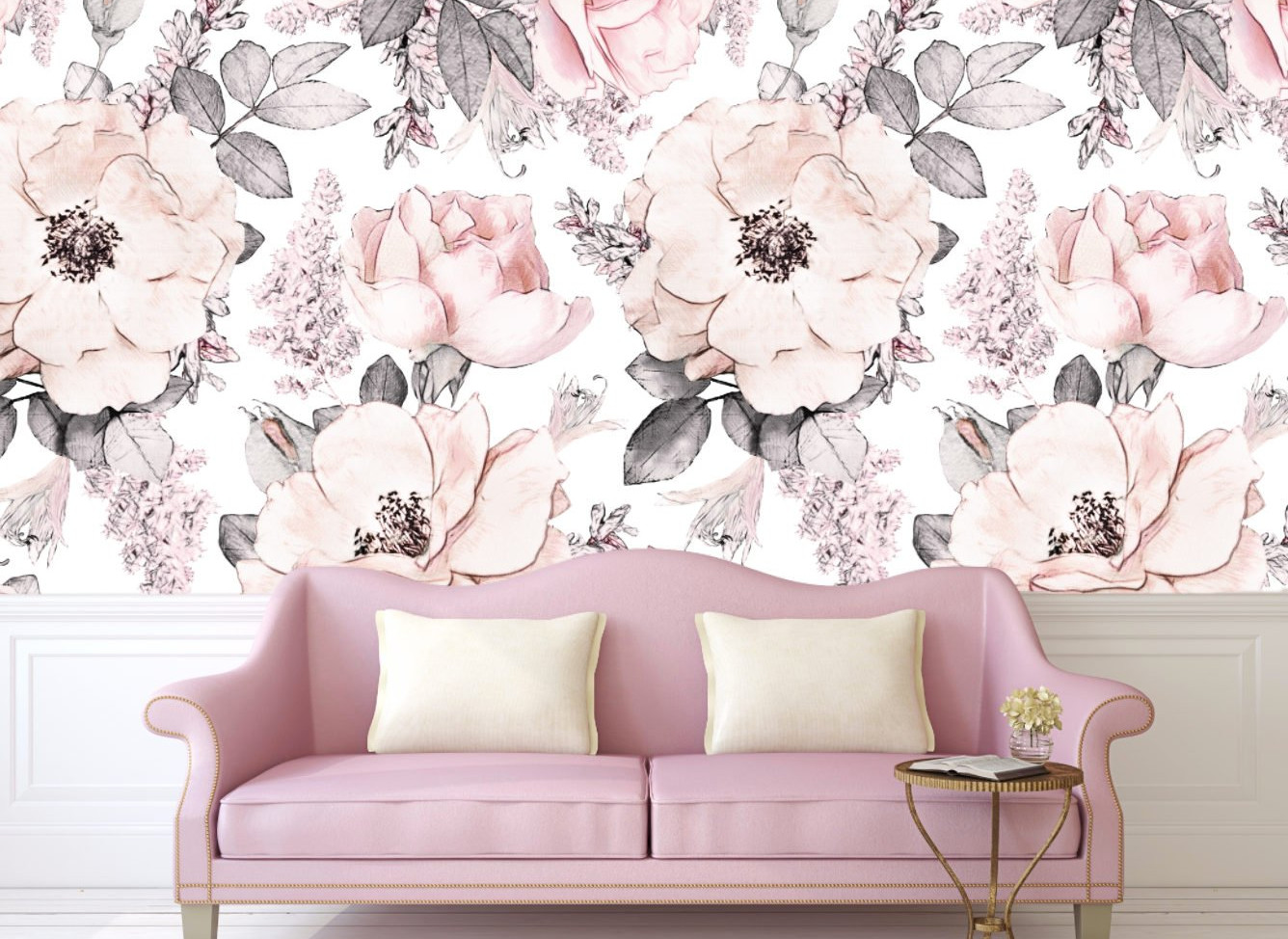 LifeNcolors-best-Floral-wallpaper-large-pink-pattern