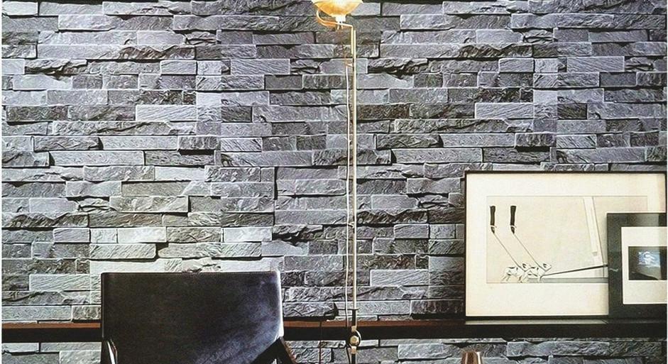 LifeNcolors-best-3D-wallpaper-rocks-bricks-grey