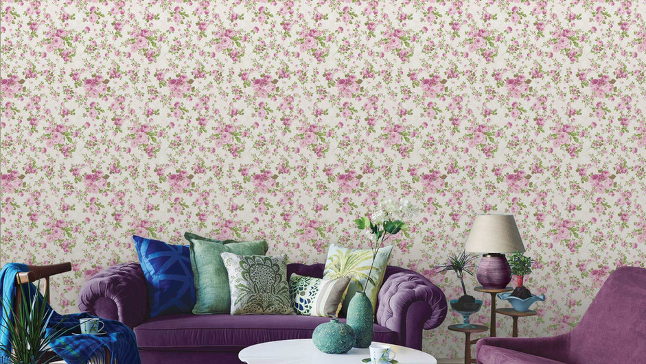 LifeNcolors-best-Floral-wallpaper-tiny-pink-beige